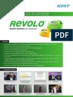 Revolo Brochure