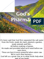 God's Pharmacy