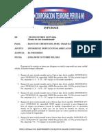 Informe de Inspeccion a Equipos de Aire Acondicionado Ag. Pro