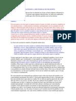 ACLARACIONES A MIS PÁGINAS DE FILOSOFÍA