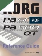 Pa600  Manual (English)