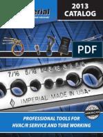 2013 HVAC Catalog Lowres