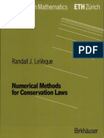 Numerical Methods for Conservation Laws_-_LeVeque