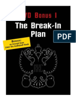 ETKB DVD Supplement 1 - The Break-In Plan