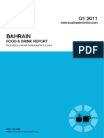 Bahrain Food & Drink Report 2011