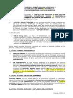 Contrato CMP SAC Con MBM Mining SAC