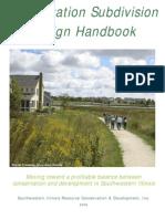 Conservation Subdivision Design Handbook