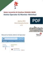 6. Padamu - Kelola Operator & Aktivasi Akun - V.2.1