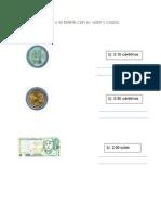 Hojas Monedas