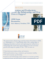 2011 Atse Innovation Productivity 111212152208 Phpapp01