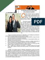 El Proceso de Privatización En La Década Fujimori