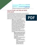 Lexico de Las Telas Mas Usadas