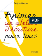Animer Un Atelier Decriture Pour Tous