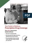 Medicare Prescription Drug Manual
