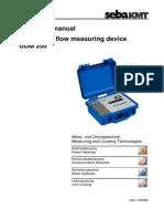 Manual UDM 200