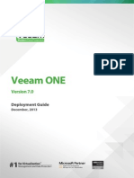 Veeam One 7.0 Deployment Guide
