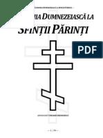 Arhimandrit Chesarie Gheorghescu - Iconomia Dumnezeiasca La Sfintii Parinti