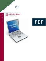 Excel 2010 Basics Manual Usa