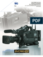 AJ-SDX900 Brochure