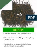 3. Tea