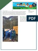 Newsletter Week 4 Autumn 2 2013