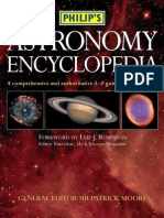 Astronomy Encyclopedia - A Comprehensive & Authoritative a-Z Guide to the Universe