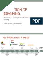E banking Owais Zaidi