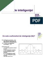 Da Teorii Despre Inteligenta