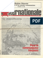 L'Internationale, No. 6, April 1984