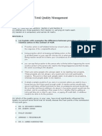 Total Quality Management (2)
