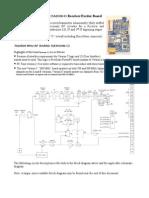 Block-diagram tour late model (5100 series) EF Johnson 700/800 MHz 2-way Radio RF deck