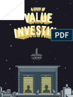 Value Investing grapich novel