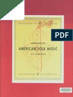 Anthology of American Folk Music - Liner Notes