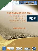 Euro Membrane 2009