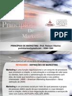 Princípios de Marketing Aula 02