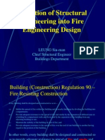20060829Fire Engineering Design Presentation