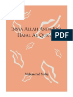 Hafal AlQuran