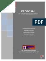 Proposal Usaha