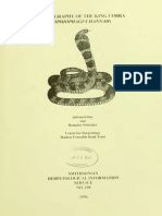 72494748 Bibliography of the King Cobra Ophiophagus Hannah