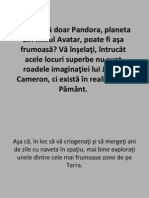 Pandora vs Terra