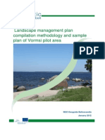 Landscape Management Plan