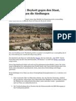 110720_Munayyer_Boykott Gegen Den Staat, Nicht Nur Gegen Die Siedlungen