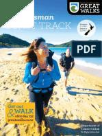 Abel Tasman Coast Track Brochure