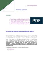 Manual psicología evolutiva