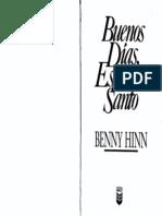 Hinn, Benny - Buenos días, Espíritu Santo