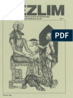 [Vol.1,No.2] Mezlim - Beltane 1990