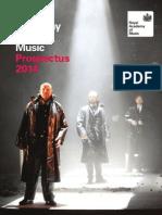 Academy Prospectus 2013