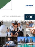 Arab States Mobile Observatory 2013