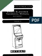 Maygay engineers Manual