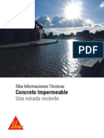 Concreto Impermeable